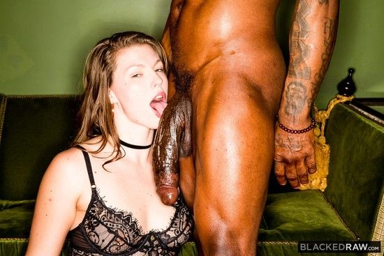 [BlackedRaw] Ella Nova – Can't Talk Right Now Babe