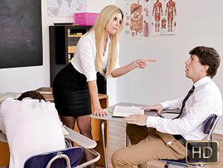 [InnocentHigh] India Summer – Dicked Down In Detention
