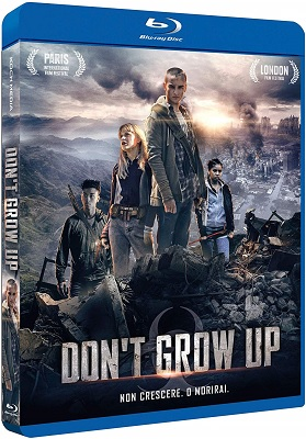 Don't Grow Up (2017).avi BDRiP XviD AC3 - iTA