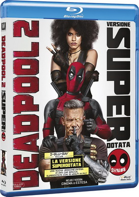 Deadpool 2 [The Super Duper Cut] (2018).avi BDRiP XviD AC3 - iTA