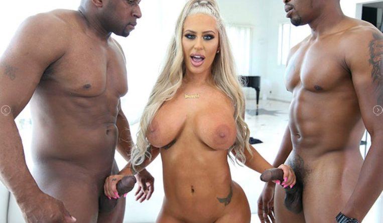 [AssParade] Brandi Bae – Two Big Black Cocks for Brandi