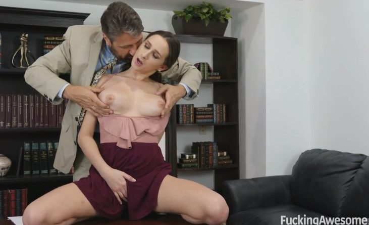 [FuckingAwesome] Ashley Adams – The Professor