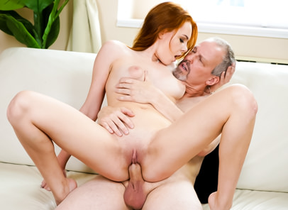 [GrandpasFuckTeens] Candy Red – Sex Is Better Than Hiking