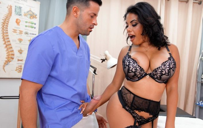 [TheFuckingClinic] Kesha Ortega – surrenders to Doctor Nick