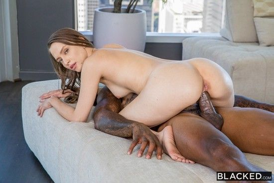 [Blacked] Izzy Lush – The Second I Saw Him