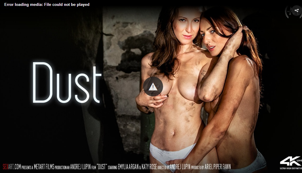 [SexArt] Emylia Argan And Katy Rose – Dust