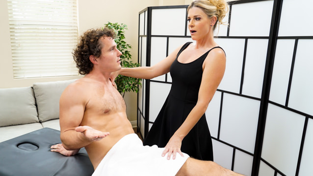 [FantasyMassage] India Summer – MILF Therapy