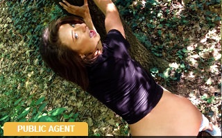 PublicAgent – Hot Russian with amazing arse – Sandra Wellness