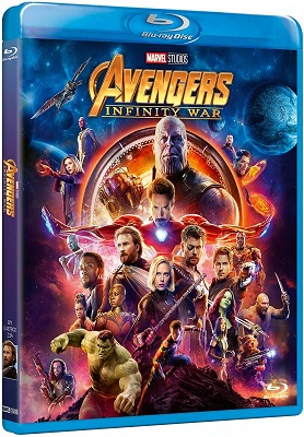 Avengers Infinity War (2018).avi BDRiP XviD AC3 - iTA