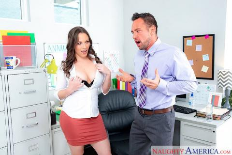 Naughty America – Lily Love Naughty Office – Lily Love